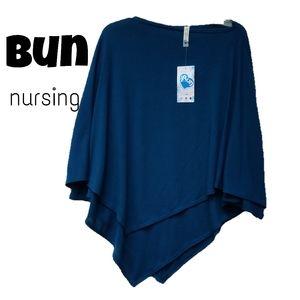 NWT BUN nursing/maternity top